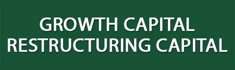 Growth Capital Restructuring Capital